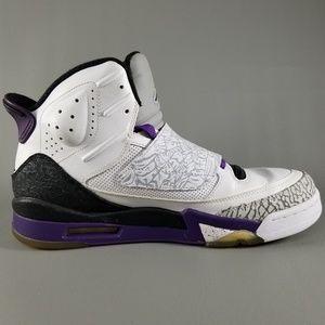 sports shoes d1344 25ac2 Nike Shoes - Nike Air Jordan Son of Mars Men s Shoes White 10